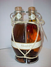 Shonfeld's Cuisine Collection Oil and Vinegar Collection 2 pc Split Half Cruet