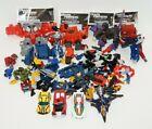 Transformers Prime Action Figures Lot Dreadwing Optimus Wheeljack Bumblebee