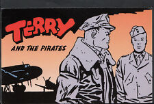 Hobbies Postcard- Comics Classis Collection - Terry and The Pirates RS1871