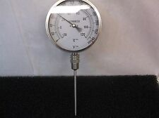 Analog Dial Bimetal Thermometer (I47T/O3)