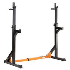 Mirafit entièrement réglable Squat & Dip Rack Gym Haltérophilie Puissance cadre/Cage