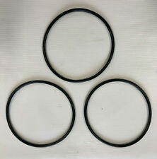 O-Rings for The Water Pur Company RCS 10-inch RV Water Filter Canister - 3 Pack