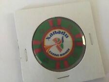 Xanadu Hyatt Regency Bishkek Kyrgystan casino chip