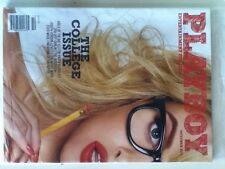 PLAYBOY MAGAZINE (College Issue) Factory Sealed