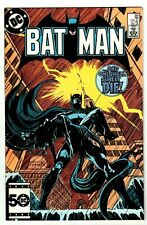 BATMAN #390 (NM) NOCTURNA Cover Story Appearance! X-MEN #136 Homage Cover! LQQK