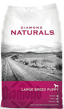 Diamond Naturals Dry Food for Puppy, Large Breed Lamb and Rice Formula, 40 Pound