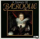 Various Artists : A Treasury of Baroque - Vol. 1 CD
