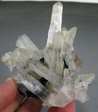 TOP SPECULARITE : 756,21 Ct / 151 g Natürlicher Specularit mit Quarz Specimen