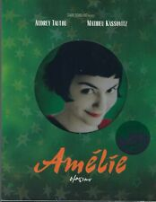 Amelie KimchiDvd Exclusive No. 10 Limited Edition SteelBook w/Full Slip (Korea)