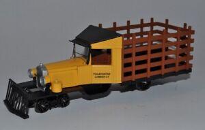 On30 Bachmann Spectrum Rail Truck w?ACC (DCC)