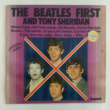 The Beatles And Tony Sheridan ‎– Enregistrements Originaux –  Vinyl, LP, Compil.