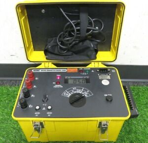 AEMC 5600 Micro-Ohmmeter Includes Probes