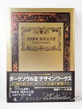 3 - 7 Days Dark Souls III Design Works DS 3 Hardcover Art Book from Japan
