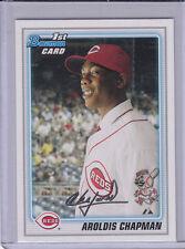 2010 Bowman Aroldis Chapman Prospects Rookie Card BP10