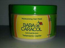 BABA DE CARACOL EARTH SNAIL 8 OZ 225 GRAMS INTENSIVE HAIR TREATMENT CONDITIONER