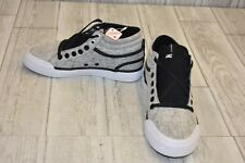 DC Shoes Evan Hi TX SE Sneakers - Women's Size 5 - Black/Gray