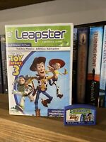 LeapFrog Leapster Cartridge Learning Game: Disney-Pixar Toy Story 3