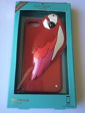 Kate Spade Designer Parrot Silicone Case For iPhone 7