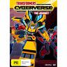 Transformers: Cyberverse - The Journey DVD NEW (Region 4 Australia)