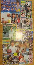 Zac Efron, Lot of TEN Two Page Pinup Clippings