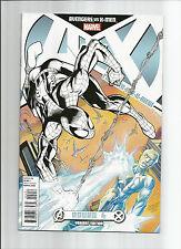 AVENGERS VS. X-MEN #4 VARIANT (5.5) MARVEL