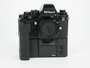 Nikon F3 Hp 35mm film camera reflex analogica MD 4 obiettivi Ai Ai s lenses