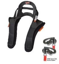 Hans Device III Large with Quick Click Sliding Tethers,20 Degree SFI 38.1