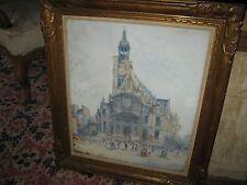 MADELAINE Gustave, *1867      St Etienne du Mont