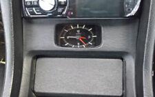 Porsche 928 S2 S4 GTS Quartz Clock Non Digital Broken LCD Repair LED Back Lit