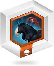 Disney Infinity 1.0 Series 3 Brave Merida's Horse Angus Toy Box Power Disc