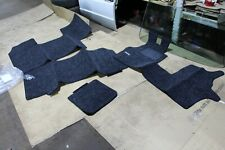 Mercedes Vito Mixto 100/% passform Fussmatten Autoteppiche Schw Silber Rot Blau