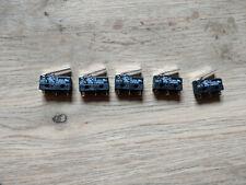 Cherry Switches Mikroschalter DC1 250 V/AC 6 A 1 x Ein/(Ein) IP67 5x Neu