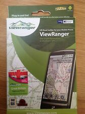 ViewRanger Plug In and Go Memory Card - Great Britain Scale 1:50,000