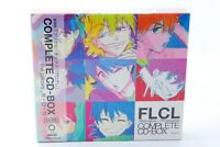Pillows FLCL Alternative FLCL Progressive Complete CD Box Japan Anime Music NEW