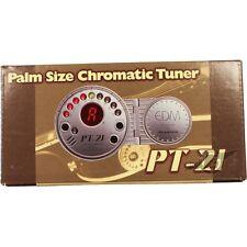 Guyatone PT-21 Chromatische Gitarre / Instrument Tuner - Enge Out - Mij