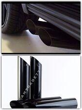 Mercedes BRABUS Style Exhaust Pipe Tips Black G class W463 G700 G800 Set 4 PCS
