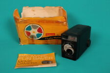 """Vintage/Retro 'Kodak Brownie DIVERTIDO SAVER """"Cine Película Cámara (Wind Up) Con Caja"""