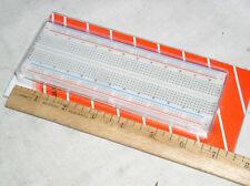 830 TP T/P ELECTRONIC EXPERIMENTERS SOLDERLESS PROTOBOARD BREADBOARD BREAD BOARD