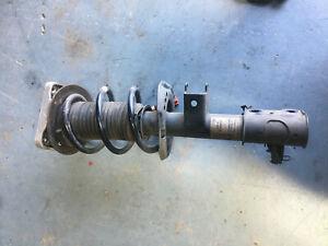 A1763208713 Mercedes W176 W246 A B Class front passenger left sachs shock strut