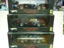 "Hot Wheels Elite Ferrari 250 California Spider ""SWB"" 1/18"