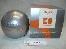 BOSS IN MOTION ORIGINAL BOSS ORANGE Hugo Boss Eau de Toilette Men Spray 3.0 oz.