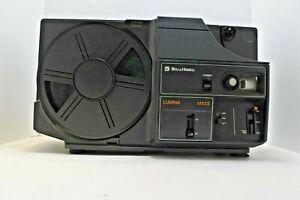 Vintage Bell & Howell Dual 8mm Projector Lumina MX33 8mm & Super 8