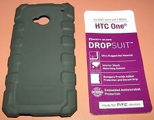 Body Glove DropSuit Case HTC One M7, AT&T, Sprint, & T-Mobile, GRAY