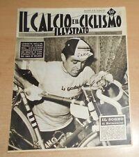 IL CALCIO E IL CICLISMO ILLUSTRATO  N° 26 1963   ORIGINALE  !!!!!