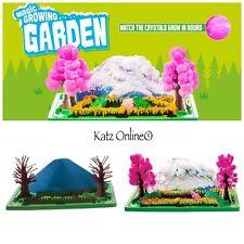 Kids Magic Growing Crystal Tree Flower Garden Science Christmas Toy Gift Set Kit