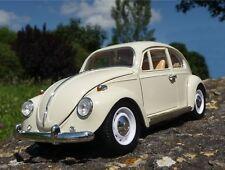 RC VW Käfer Modell 1300 CLASSIC in CREME Länge 23cm Ferngesteuert 40MHz   403031