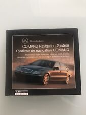 Mercedes-Benz Comand Navigation System CD ROM Map, Mid Atlantic  USA Map 8, !!!
