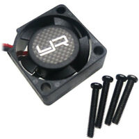 Yeah Racing Tornado Hi Flow cooling fan for Tamiya Axial 25x25 1:10 RC YA-0201