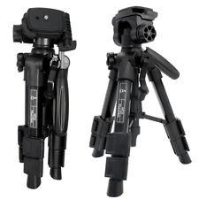 Tabletop Mini Tripod Stand MT21 w/ 3-Way Pan/Tilt Head Quick Release Plate Bag