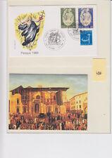 Vatican  Jean Paul II  FDC&/or max card  div lot  496